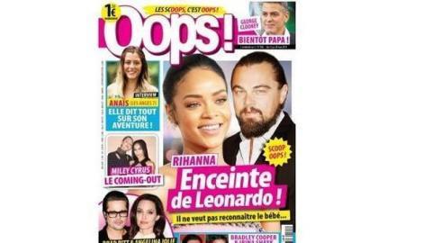 Opps Leonardo Di Caprio